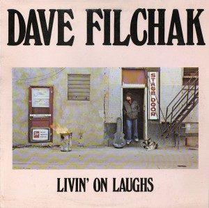 Livin' On Laughs album cover