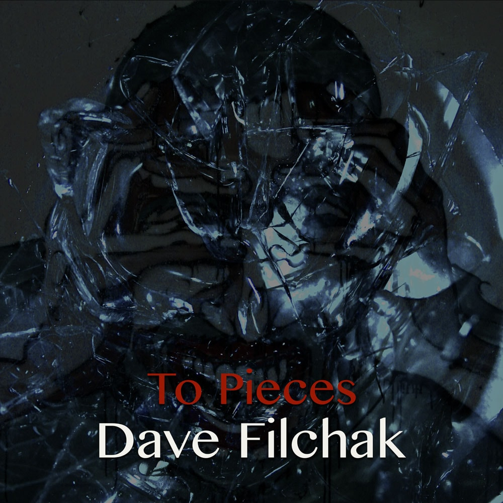 Cover art for To Pieces, released in 2019