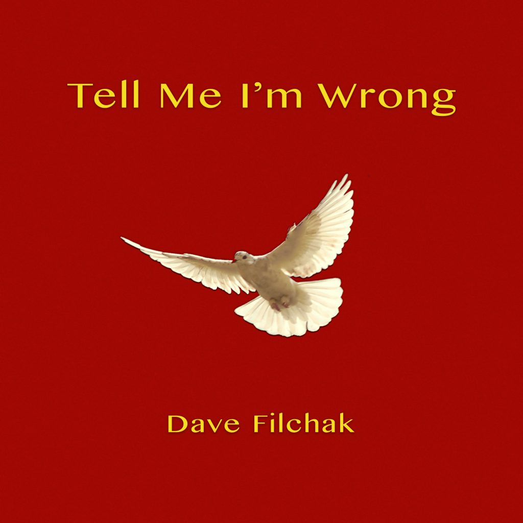 Cover Art for Tell Me I'm Wrong